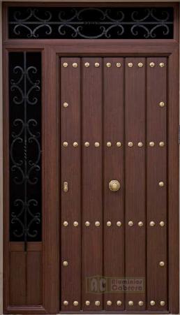 Puerta de Seguridad - Serie Tradicional - Modelo Granada