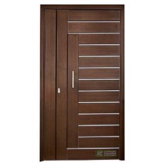 Puerta de Seguridad - Serie Novo - Modelo Cañuelo 325x325 fondo blanco