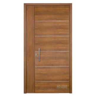 Puerta de Seguridad - Serie Recta - Modelo Ámbar 325x325 fondo blanco