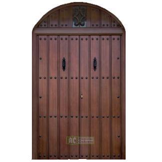 Puerta de Seguridad - Serie Tradicional - Modelo Aras 325x325 fondo blanco