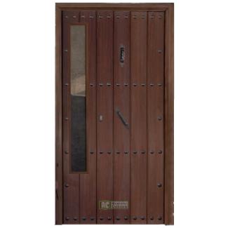 Puerta de Seguridad - Serie Tradicional - Modelo Coín 325x325 fondo blanco
