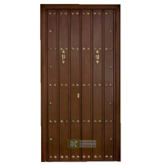 Puerta de Seguridad - Serie Tradicional - Modelo Jara 325x325 fondo blanco