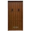 Puerta de Seguridad - Serie Tradicional - Modelo Teba 325x325 fondo blanco