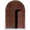 Puerta de Seguridad - Serie Tradicional - Modelo Zafra 325x325 fondo blanco